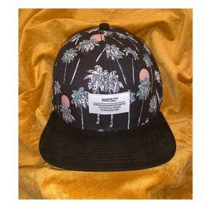 WESC Clothing Cap